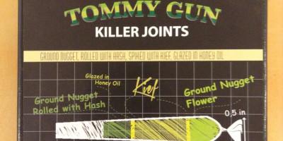 Tommy Gun Keif Hash Nugget