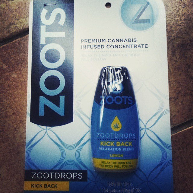 Drinks - Liquid Infuser - Zoot Drops - Lemon  Product image