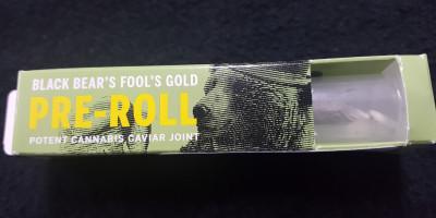 Skunk Haze Fool's Gold Preroll
