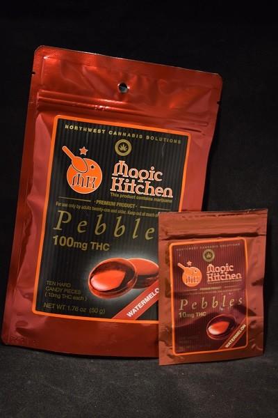 Magic Kitchen Pebbles Review
