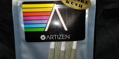 Orange Kush 5pk Joint
