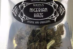 Nigerian Haze Marijuana Strain product image