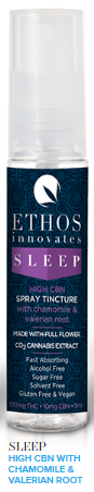 Spray Tincture - Sleep 100 mg Product image