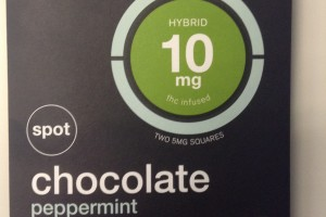 Milk Chocolate With Peppermint - 100mg image