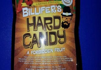 Billifers Hard Candy 6pk image