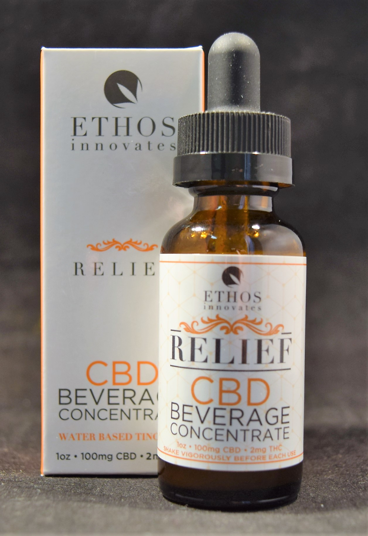 CBD Relief Water Tincture 250mg Product image