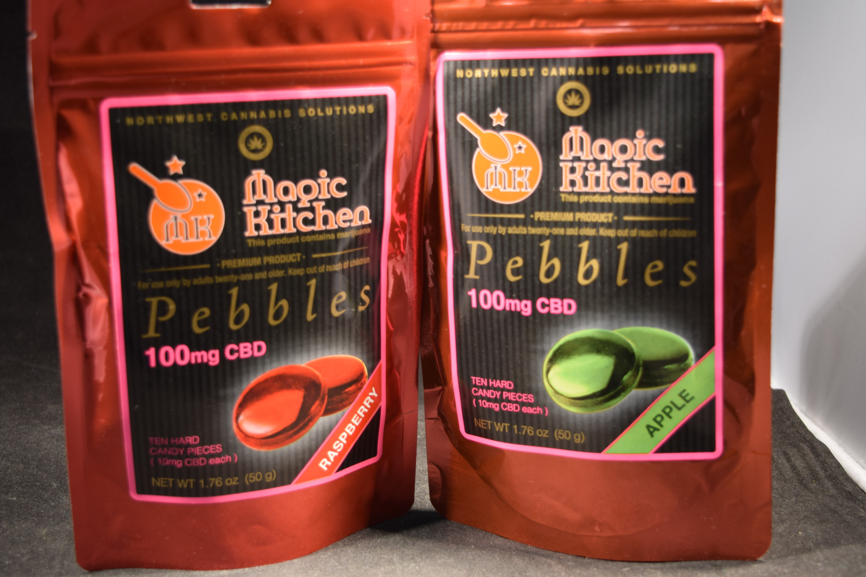 Magic Kitchen Pebbles Sin