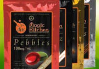 Raspberry Pebbles image