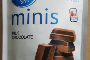 420 Minis - Milk Chocolate 1:1 10-pack image