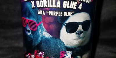 Purple Kush/Gorilla Glue #4