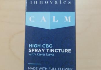 Spray Tincture - Calm 100-mg image