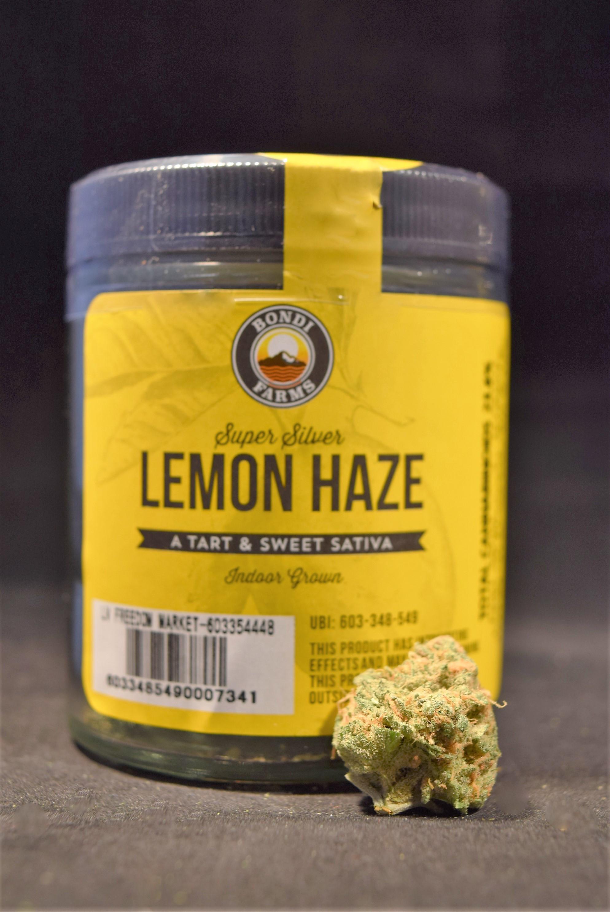 Super Silver Lemon Haze  Product image