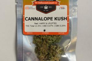 Cannalope Kush image