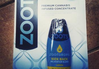 Zoot Drops Mandarine Lime image