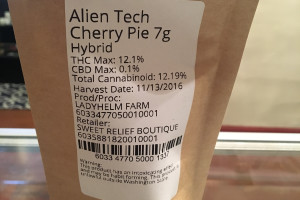 Alien Tech Cherry Pie image