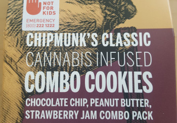 Combo 3-pack cookies, 10-mg/each image