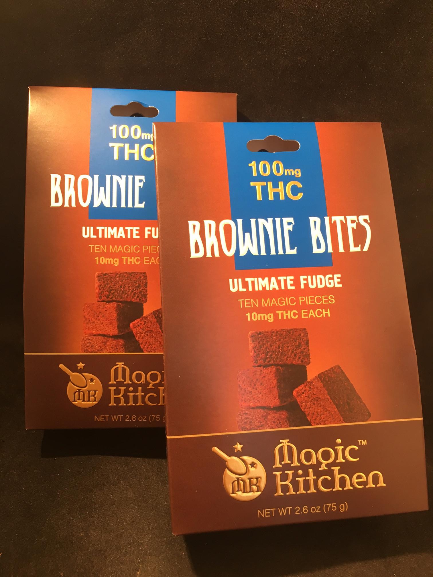 Magic Kitchen Ultimate Fudge Brown