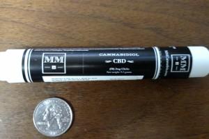CBD Gel Pen image