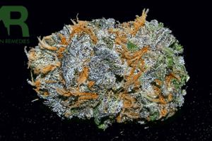 Lavender Marijuana Strain image