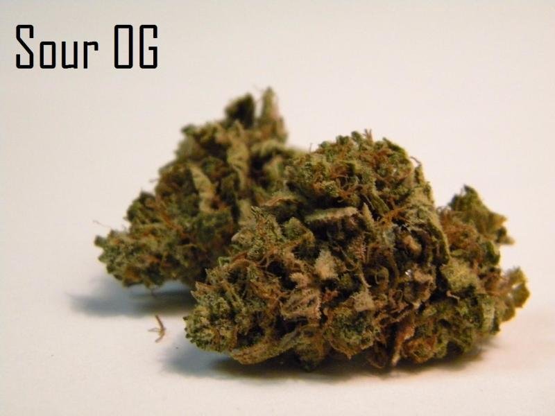 Sour OG - StrAinZ MMJ review: Everything from A-Z