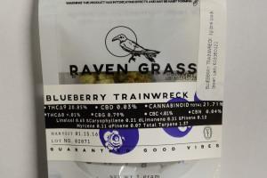Blueberry Trainwreck image