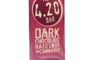 420 Bar - Dark Chocolate Hazelnut 1-pack image