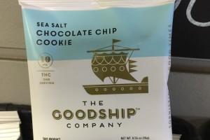 Baked Good - Goodship Sea Salt Chocolate Chip 10mg image