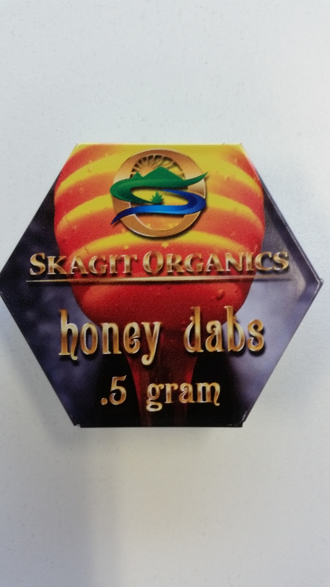 Honey Dabs .5-gr 75.01% Product image