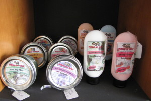 Body Frosting, Bubble Up Girls image