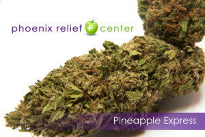 Pineapple Express Marijuana Strain image