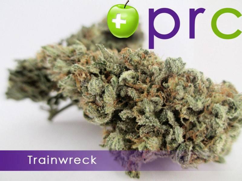 Trainwreck Strain Information — Leafly