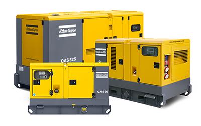 Nya mobila generatorer