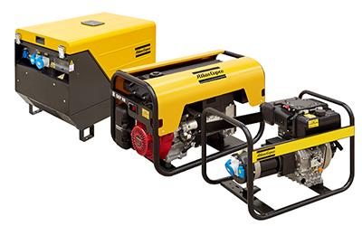 Nya portabla generatorer
