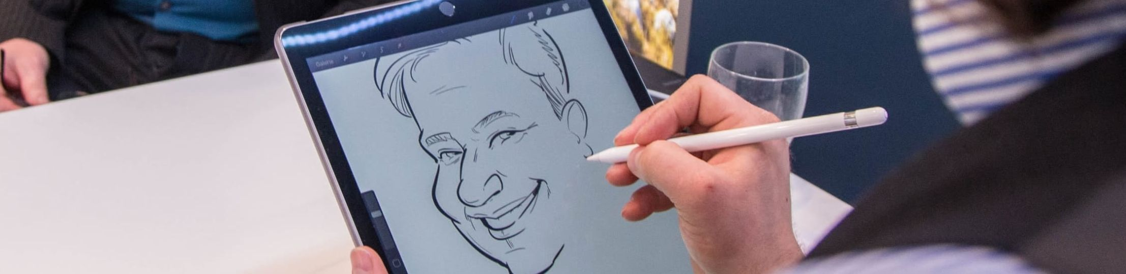 Karikaturist buchen