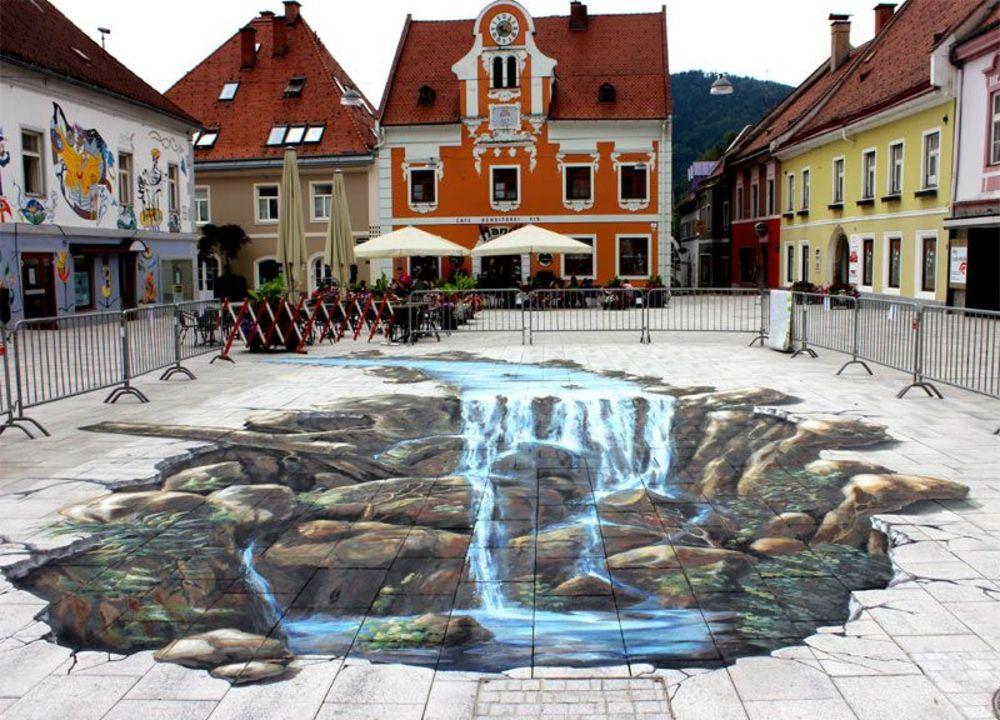 manfred stader book a street artist
