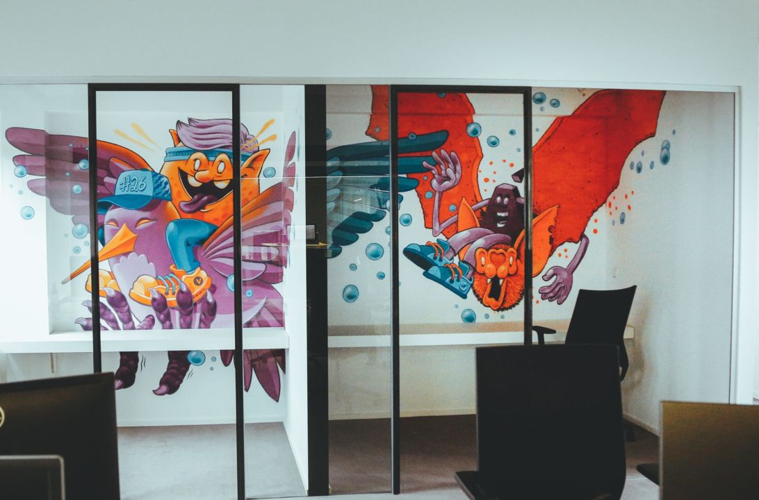 Genial We Make Your Workplace A Better Place With Stunning Office Wall Art