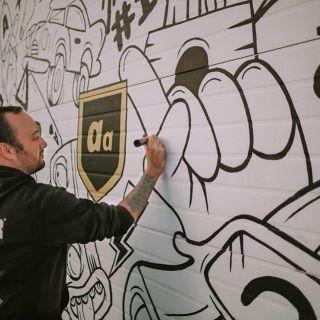 Arte de Rua by Vitó Julião
