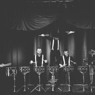 Theatrical Performance von Die Schlagzeugmafia