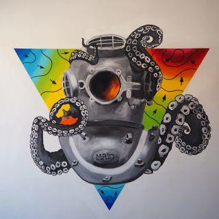 Serviços de Pintura, Arte Urbana e Graffiti por MAIO