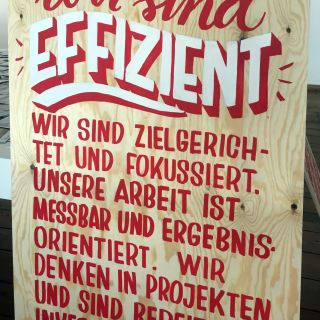 Signs and boards von Vikunia