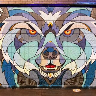 Murals by Andreas Preis