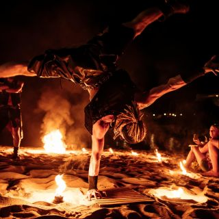 Acrobatic Fireshow by JAGO & L-ION