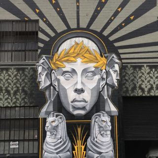 Murals by DCYPHER
