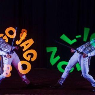 LED Show von JAGO & L-ION