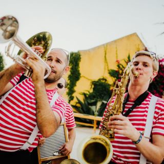 Dixieland, Vintage e Street Jazz por Cottas Club Jazz Band