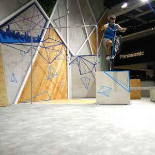 Fair/Booth design by Tape That