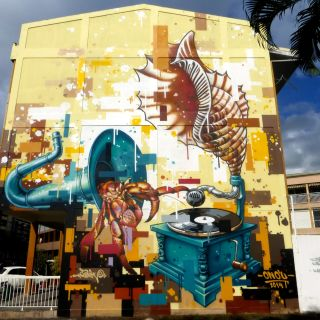 Mural Art and more by Besok