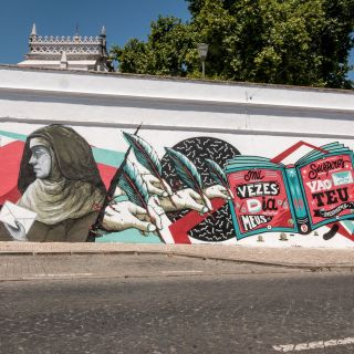 Graffiti and Wall Painting by FEDOR