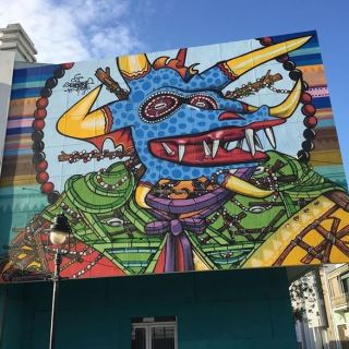 Grand Scale Muralist by DON RIMX