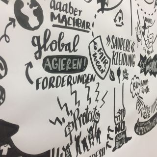 Graphic Recording by Frollein Motte